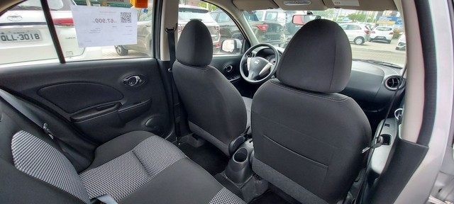 Nissan march 1.6 SL flex 2020 - Foto 9