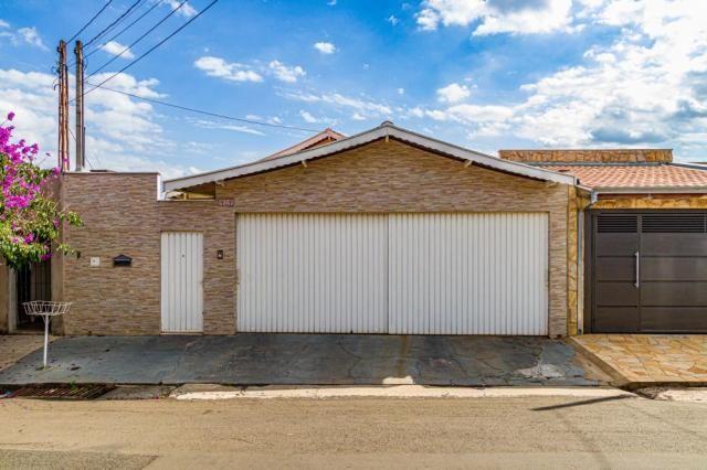 Casa à venda com 3 dormitórios em Jardim monumento, Piracicaba cod:V137079