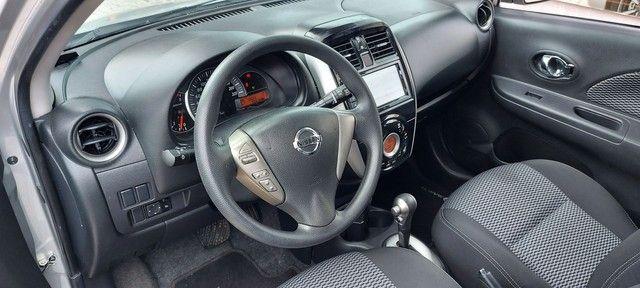 Nissan march 1.6 SL flex 2020 - Foto 8