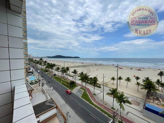 Apartamento com 2 dormitórios à venda, 72 m² por R$ 330.000 - Guilhermina - Praia Grande/S - Foto 5