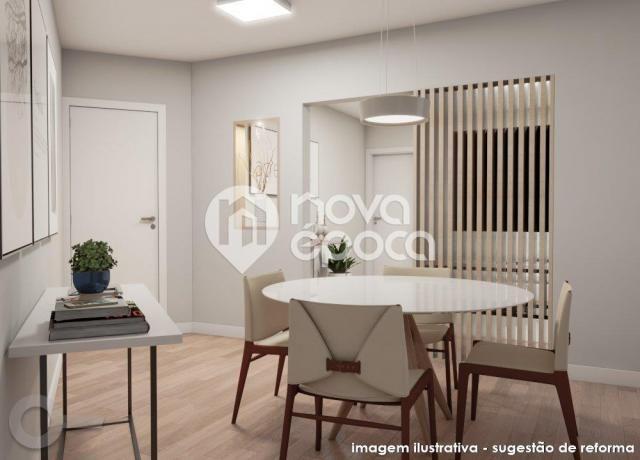 Apartamento à venda com 3 dormitórios em Botafogo, Rio de janeiro cod:CO3AP50580 - Foto 19