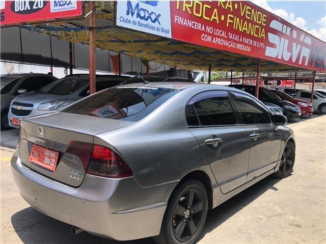 Honda Civic 1.8 lxs Completo com Kit Gás Doc Ok Financio Fixas de 579,00 Leia! - Foto 4