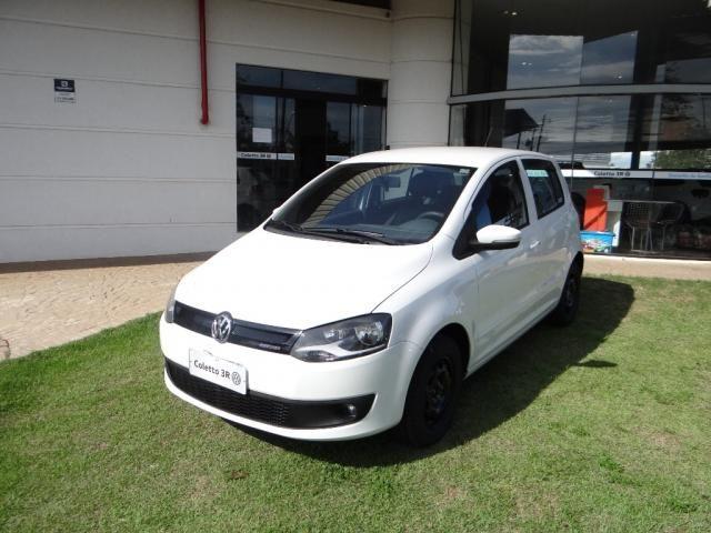 Volkswagen FOX 1.0 MI BLUEMOTION 8V FLEX 4P MANUAL - Foto 4