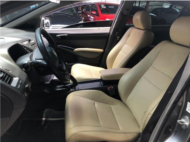 Honda Civic 1.8 lxs Completo com Kit Gás Doc Ok Financio Fixas de 579,00 Leia! - Foto 7