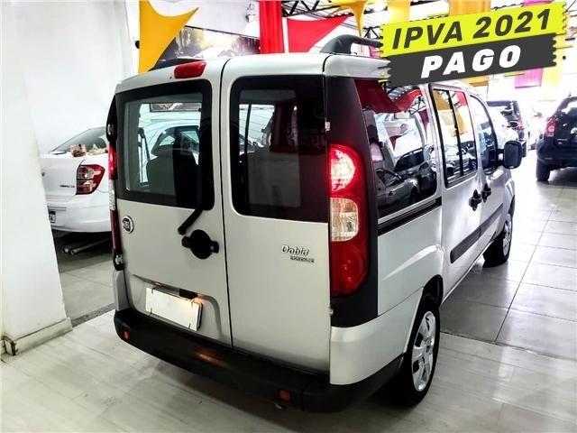 Fiat Doblo 1.8 mpi essence 7l 16v flex 4p manual - Foto 6