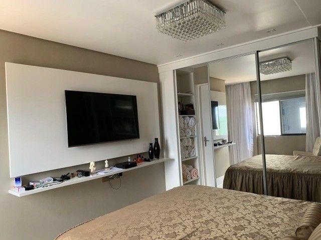 Apartamento em Boa Viagem, lindo, com 3 quartos, 2 vagas e vista mar. - Foto 15