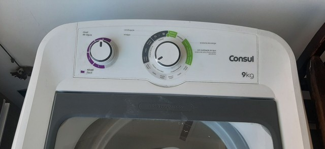 Maquina de lavar 9 kg - Foto 2