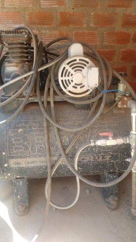 Lava jato automotivo e um compressor  - Foto 5