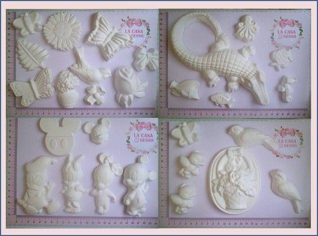 Kit Pintura Infantil - 80 peças - Entregamos - Foto 3