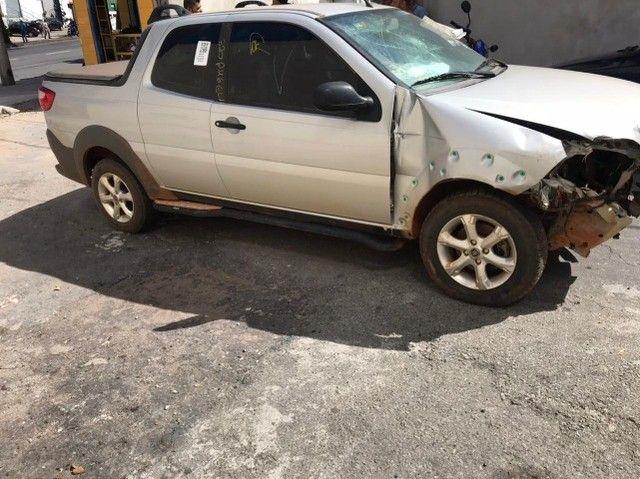 Sucata para venda de peças Fiat / Strada Hd Wk Cd E 2018/2019 - Foto 6