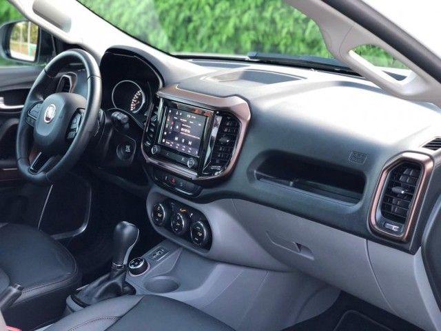 Fiat toro 2021 2.0 16v turbo diesel volcano 4wd at9 - Foto 10