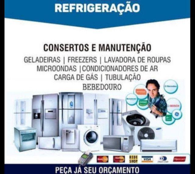 Limpeza e instalação de ar condicionado são Gonçalo - Foto 2