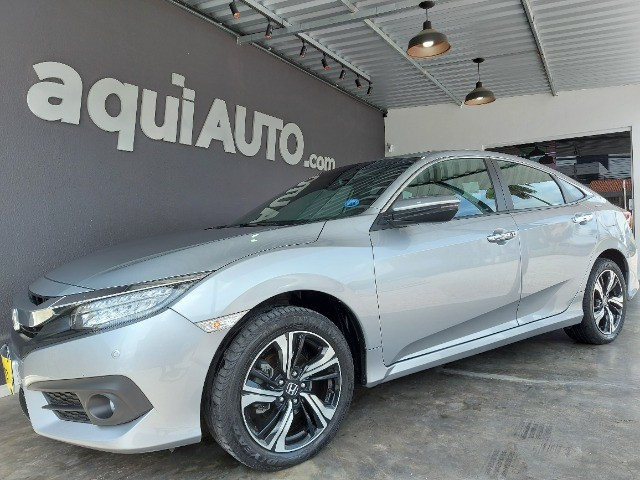 Honda Civic Touring 1.5 16v Turbo 2019 Ùnico Dono!!! - Foto 18