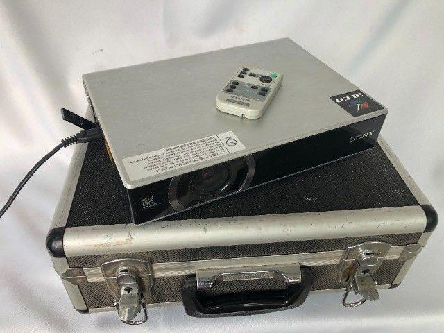 Projetor Multimídia Sony VPL-CS20 2000ANSI lumens - Foto 5