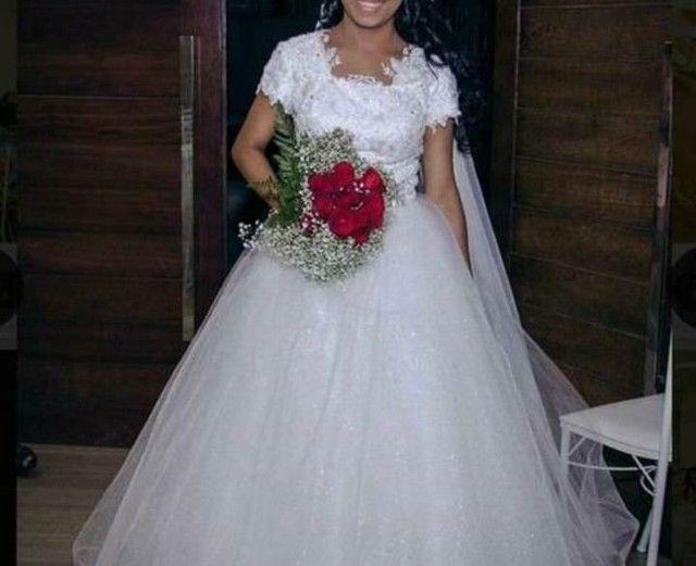 Aluguéis de vestido de noiva, daminha, pajem, etc... - Foto 5