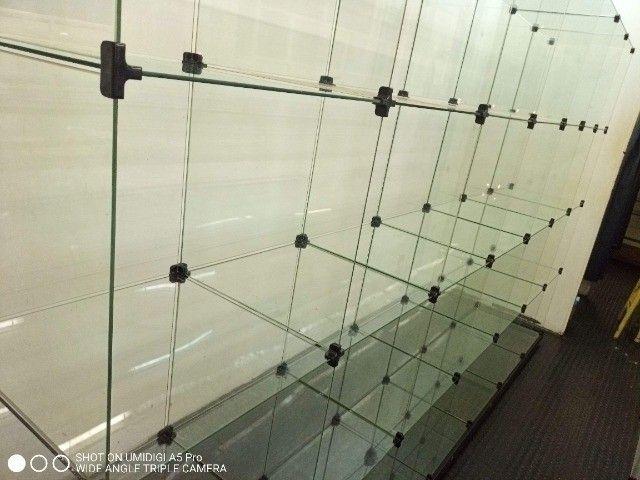 Estante casulo de vidro - Foto 2