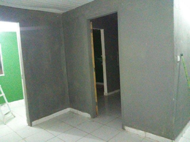 Alugo casa 500 reais. - Foto 2