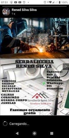 Serralheiro..para mais informações ligue *