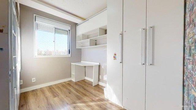 Apartamento Mobiliado com 59 m² de 2 dormitórios no Jardim Carvalho - Foto 13