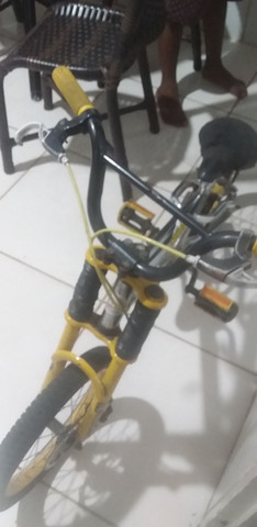 Bicicleta infantil  BMX - Foto 2