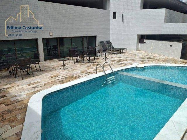 Excelente Apartamento com 4 dormitórios à venda, 94 m² por R$ 600.000 - Boa Viagem - Recif - Foto 3