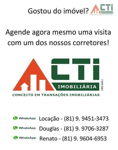 Terreno para alugar, 330 m² por R$ 2.000,00/mês - Cordeiro - Recife/PE - Foto 5