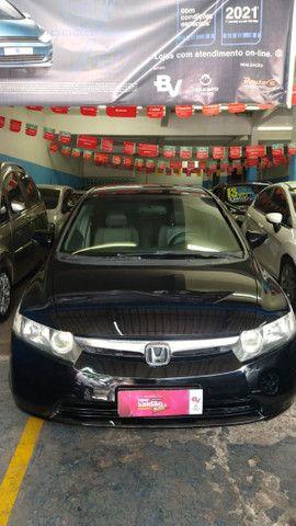 Honda Civic LXS  2008 1.8 carro automático - Foto 3