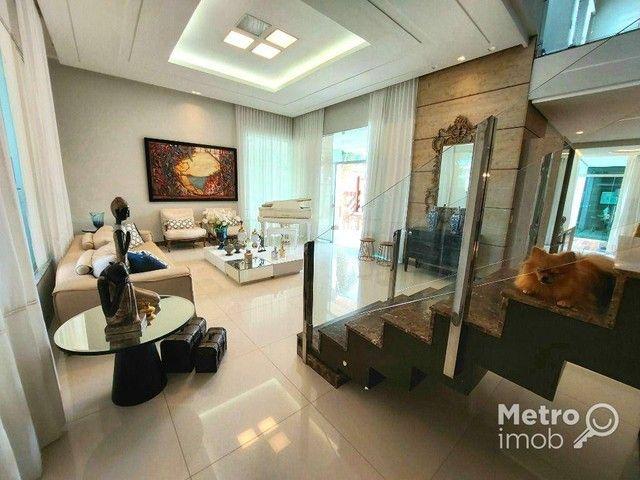 Casa de Condomínio com 5 quartos à venda, 600 m² por R$ 4.800.000 - Cohama - São Luís/MA - Foto 5