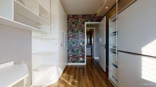 Apartamento Mobiliado com 59 m² de 2 dormitórios no Jardim Carvalho - Foto 15