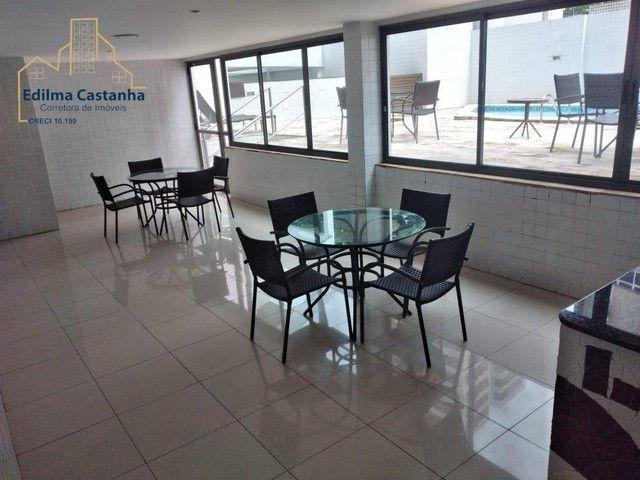 Excelente Apartamento com 4 dormitórios à venda, 94 m² por R$ 600.000 - Boa Viagem - Recif - Foto 6