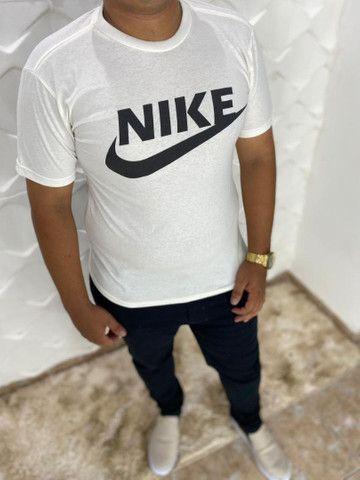 Camisa Adidas e Nike - Foto 3