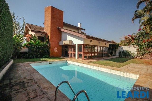 Casa de condomínio para alugar com 4 dormitórios em Alphaville, Barueri cod:649029