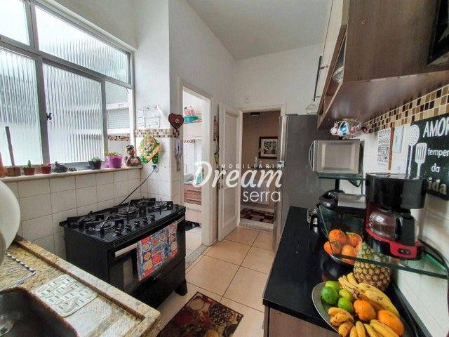 Apartamento com 3 dormitórios à venda, 70 m² por R$ 340.000,00 - Alto - Teresópolis/RJ - Foto 7