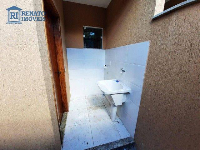 Casa com 2 dormitórios para alugar por R$ 1.200,00/mês - Inoã - Maricá/RJ - Foto 16