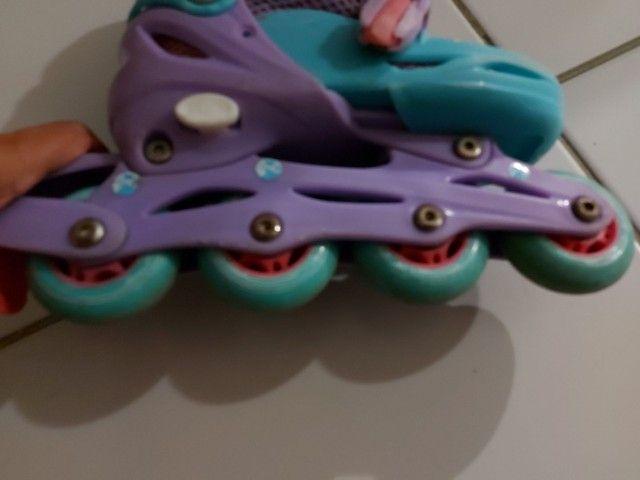 Patins roller - Foto 4