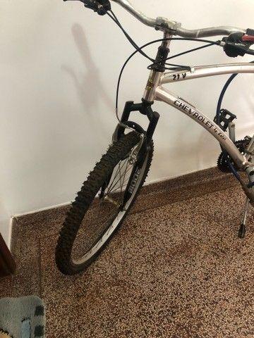 Bicicleta Caloi Chevrolet