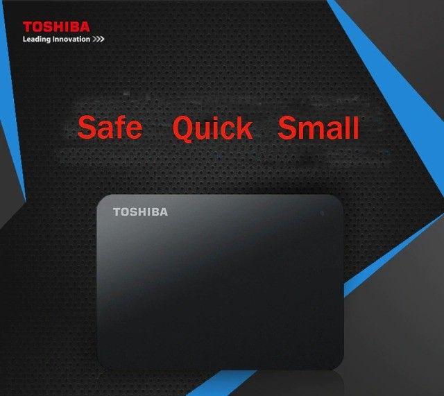 Toshiba 320gb hdd 2.5 portable disco rígido externo portátil hd externo