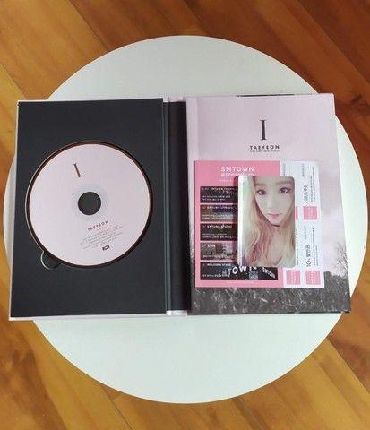 Álbum Kpop Taeyeon I - Foto 2