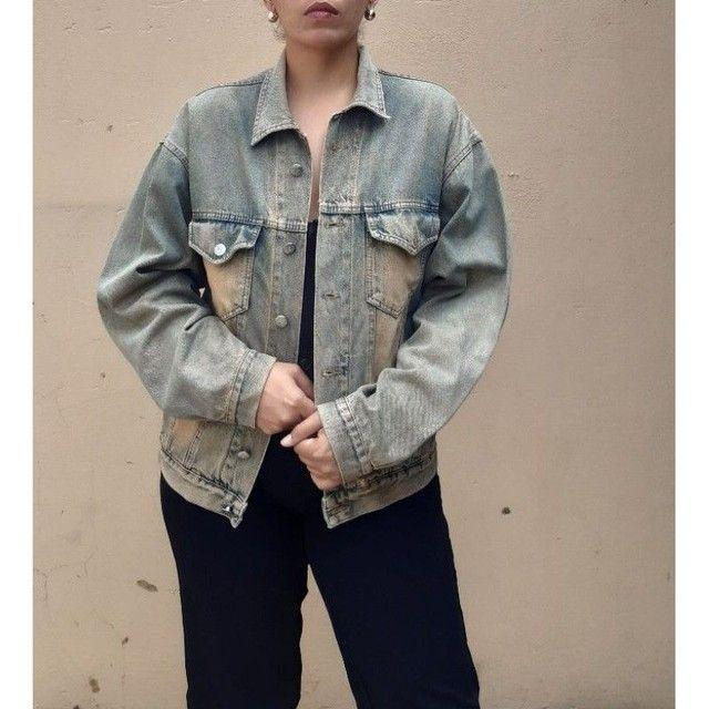 Jaqueta/Calça Jeans  - Foto 3