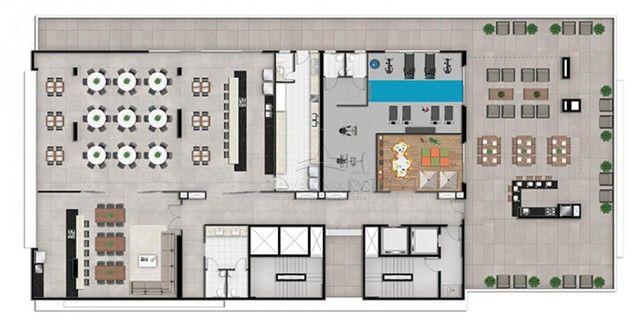 Apartamento à venda com 3 dormitórios em Centro, Ponta grossa cod:V426 - Foto 7