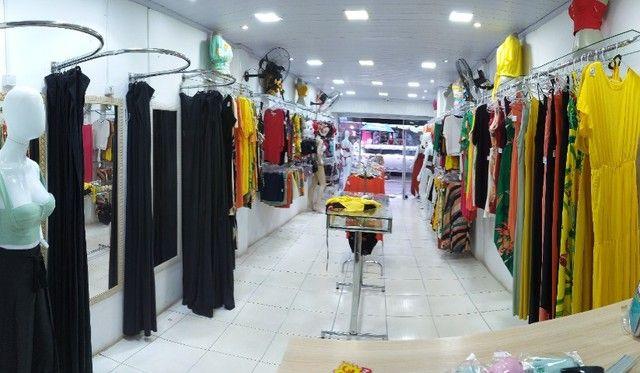 Loja de roupas Pau da Lima