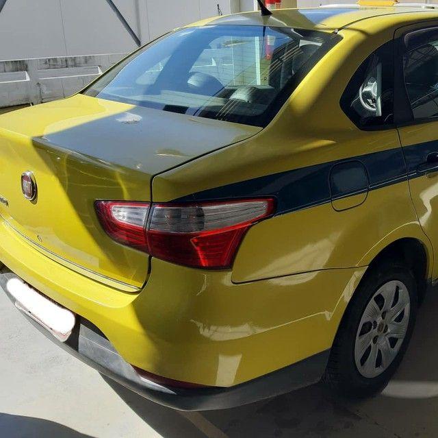 Vendo só a Autonomia do Táxi por R$ 10.000 !! Vendo GRAN SIENA - COM AUTONOMIA DO TAXI! - Foto 3
