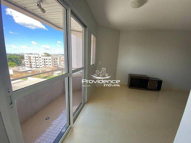 Apartamento com 3 dormitórios para alugar, 61 m² por R$ 1.250,00/mês - Centro - Cascavel/P - Foto 7