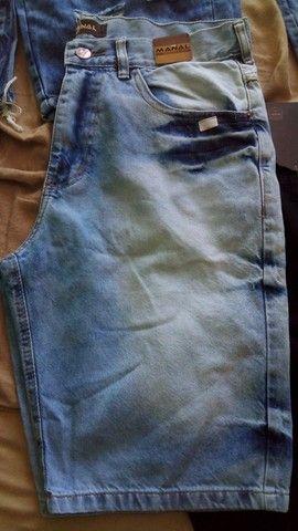 Bermudas jeans atacado - Foto 3