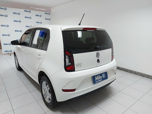 VOLKSWAGEN UP 1.0 MPI MOVE UP 12V FLEX 4P MANUAL - Foto 4