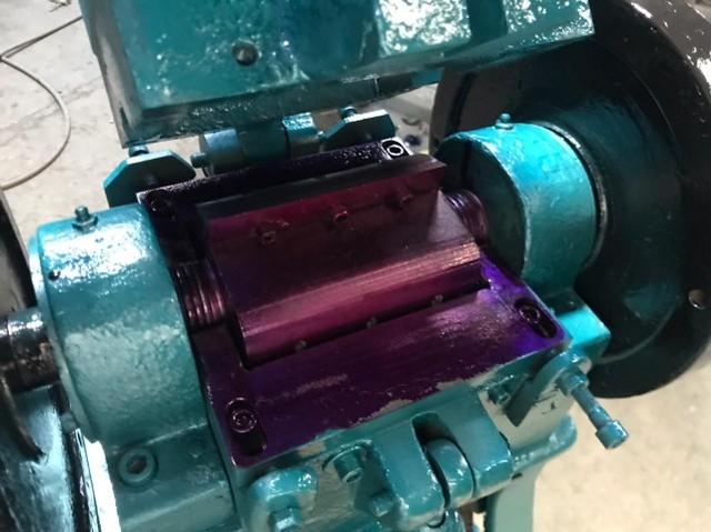 moinho de facas  para plastico 5 hp  150 mm de boca