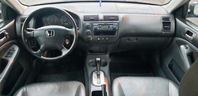 Civic Sedan LX LXL 1.7 16V 115cv Aut. 4p - Foto 6