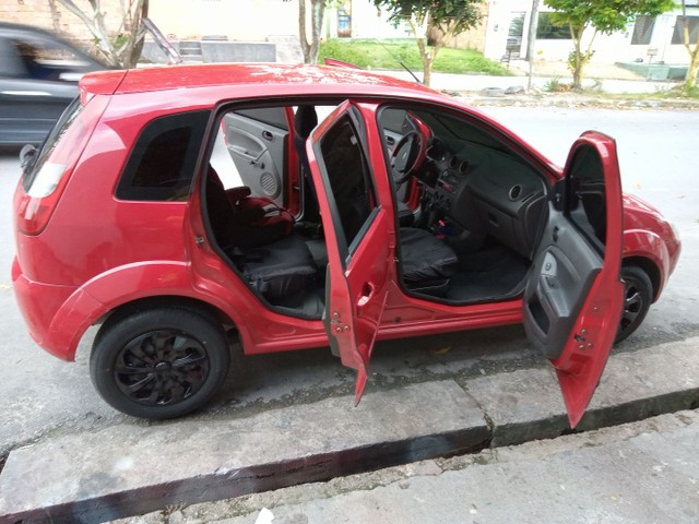Ford Fiesta Hatch ano 2007 - Foto 5