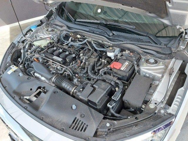 Honda Civic Touring 1.5 16v Turbo 2019 Ùnico Dono!!! - Foto 13