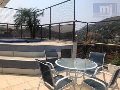 Cobertura com 3 quartos à venda, 140 m² por R$ 815.000 - Icaraí - Foto 2